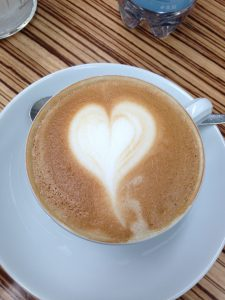 Love and Cappuccinos- ©Rebecca Zdybel