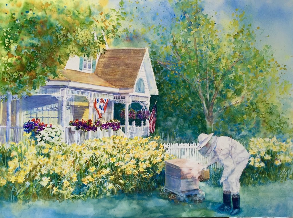 BeeKeeper's Cottage- Rebecca Zdybel Final version