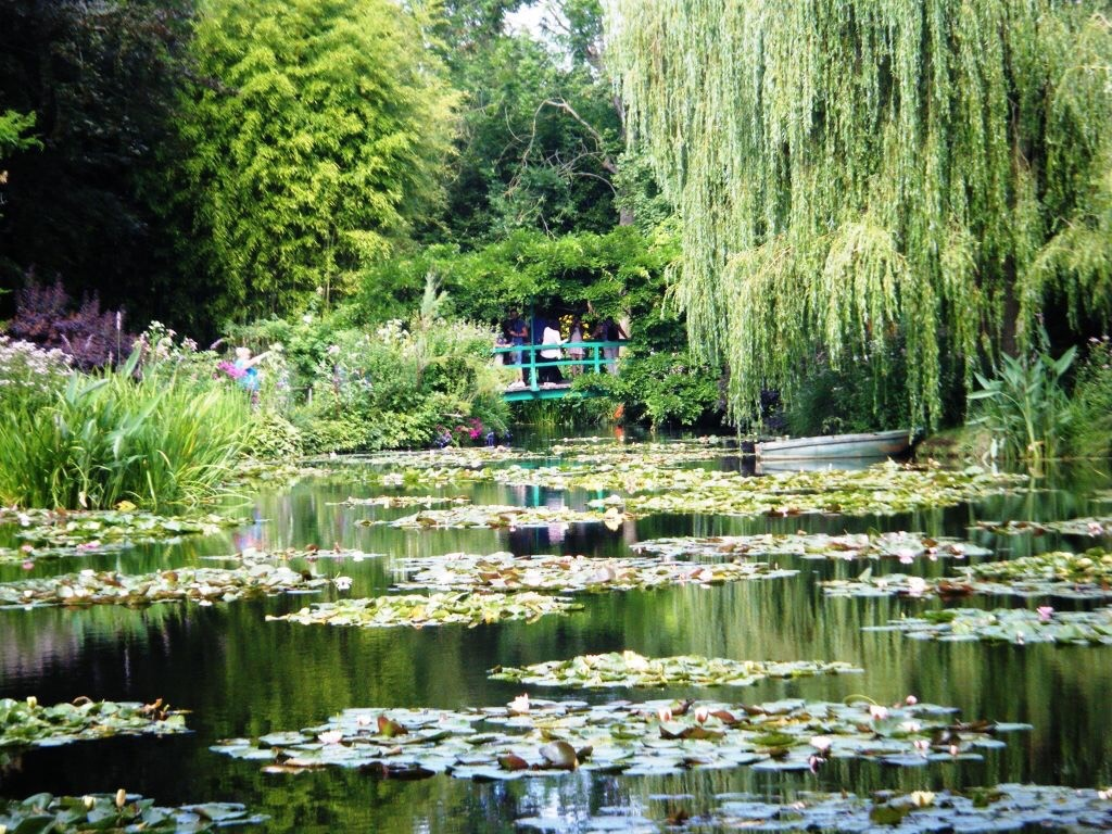 Monet\'s Garden, Giverny: My New Happy Place! - Rebecca Zdybel ...