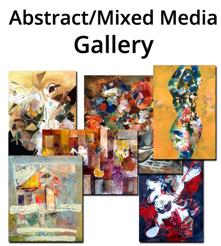 Abstract and Mixed Media Art Gallery