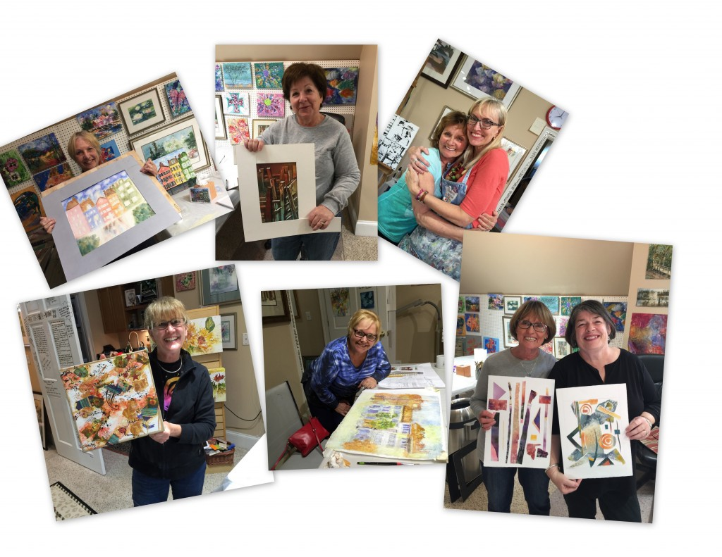 Rebecca Zdybel art classes